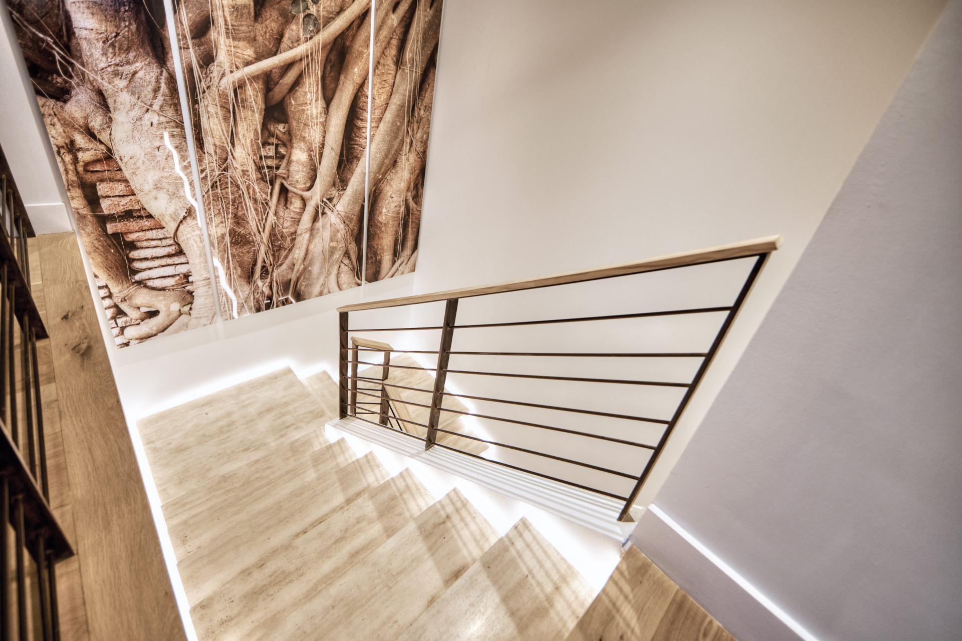 sky PH staircase