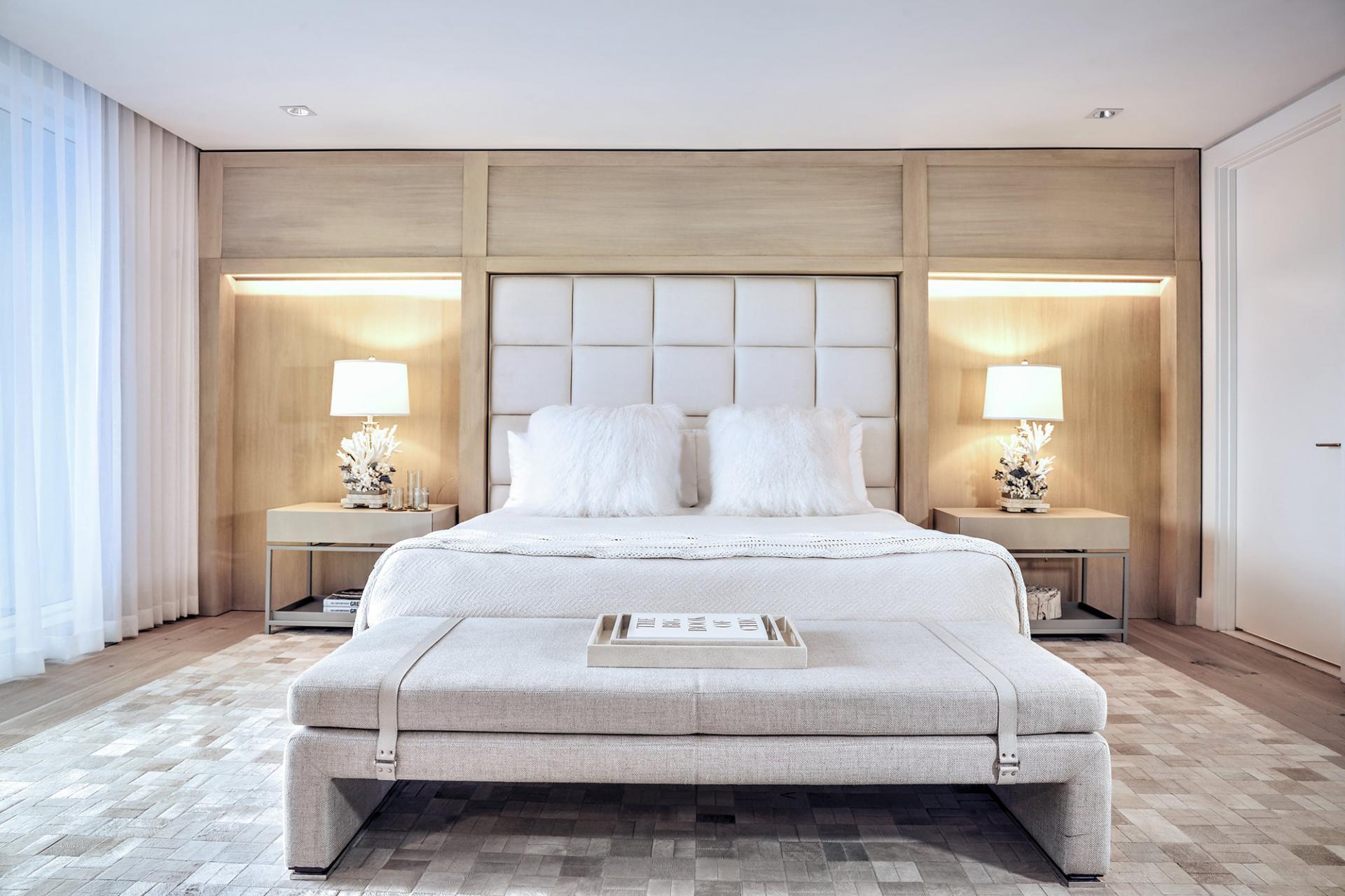 Sky Penthouse Bedroom