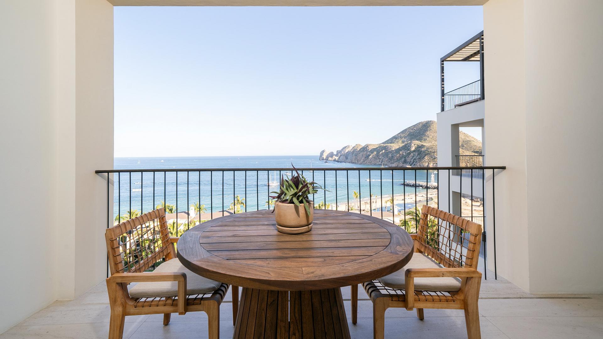 One Bedroom Ocean View Home Terrace