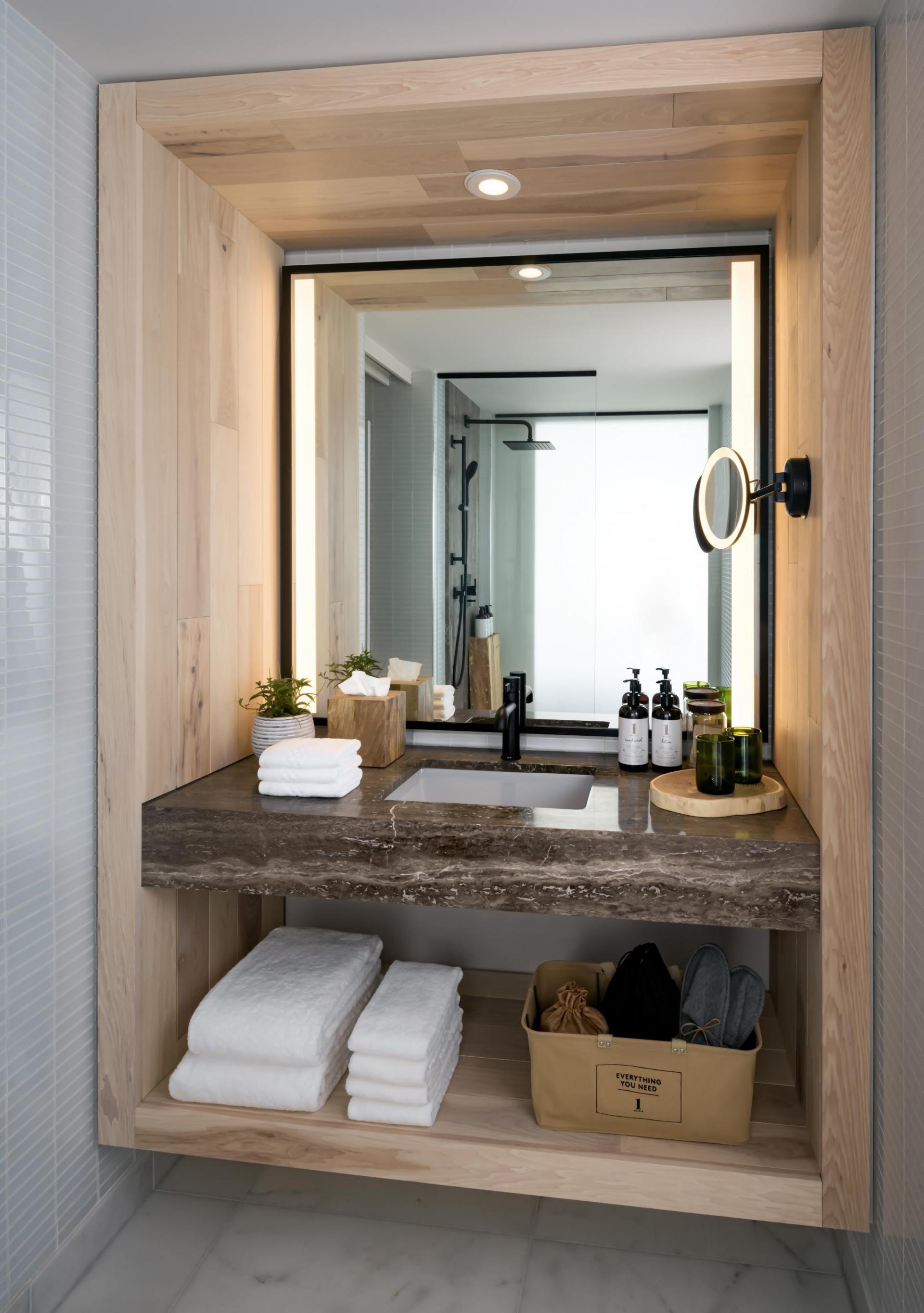 1 Hotel Toronto Bathroom