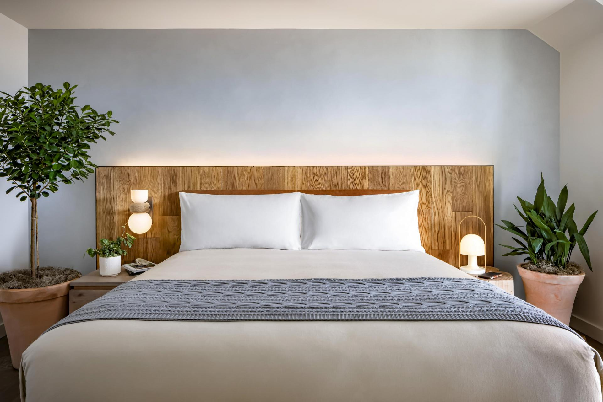 1 Hotel Toronto Bed