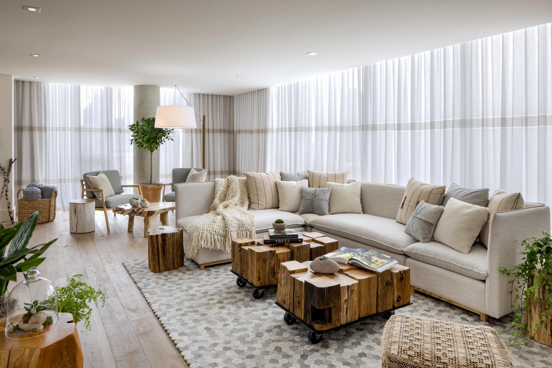 Birch House Living Room