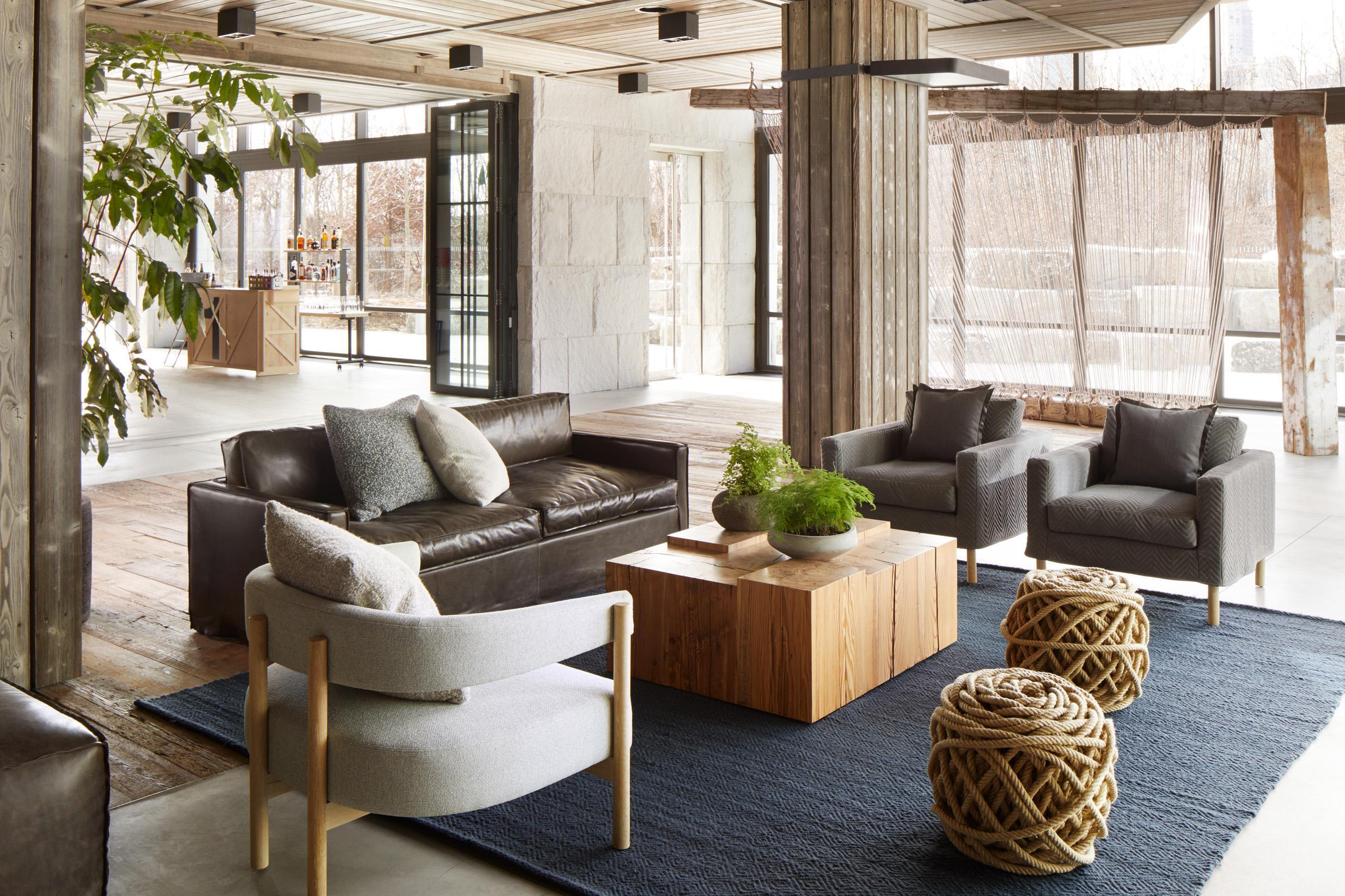 1 Hotels & Uhuru Furniture Brooklyn   1 Hotels