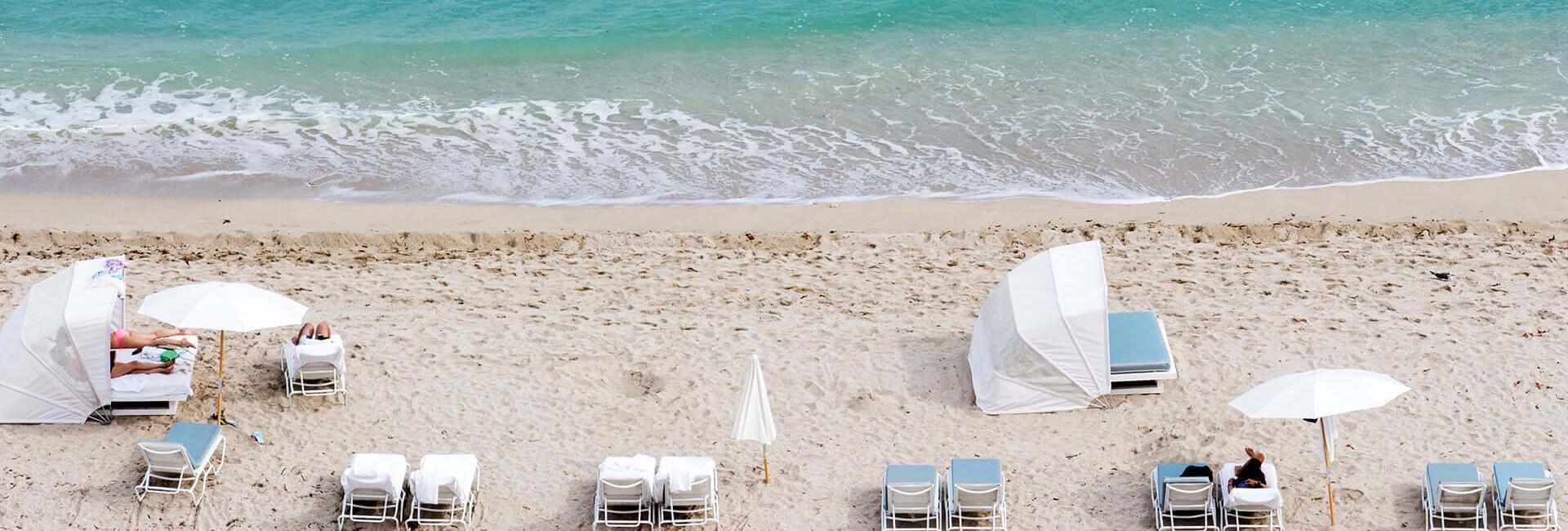 Beach Club at 1 Hotel South Beach