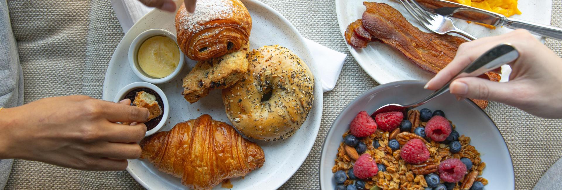 CP Breakfast in Bed