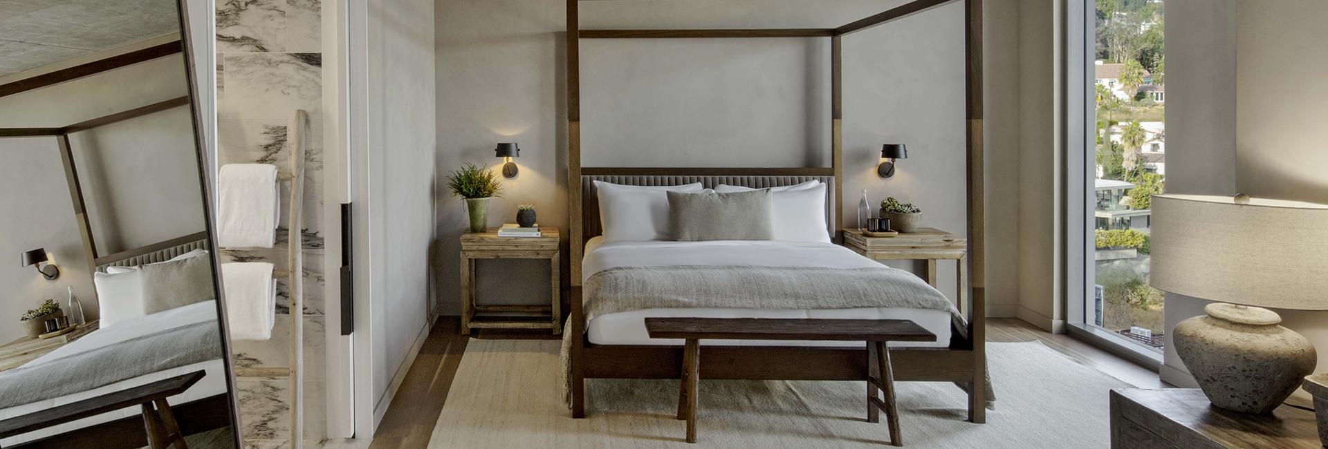 Hills House Bedroom