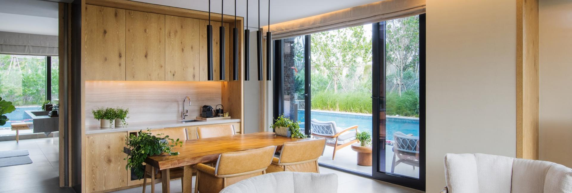 Lagoon Plunge Pool Suite-Living Room 精选池畔套房-客厅
