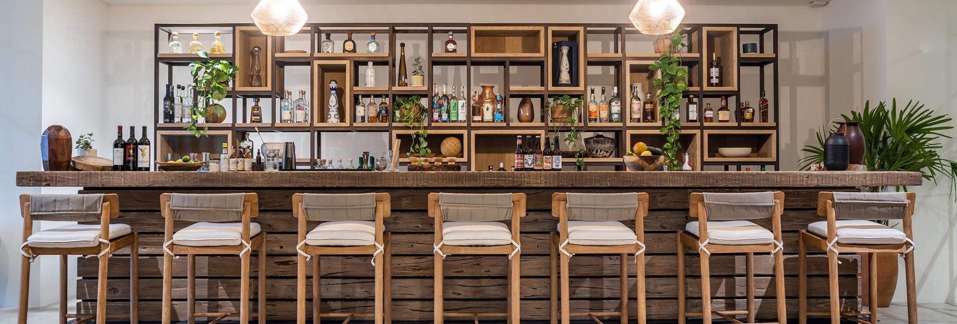 1 Homes Cabo Mezcal Bar