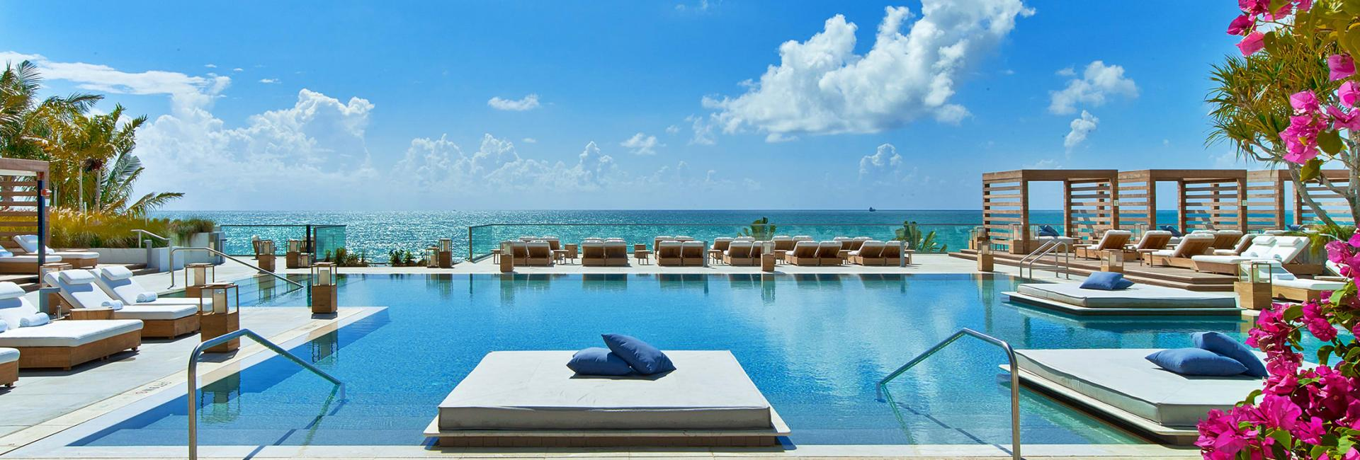 South Beach Main Pool