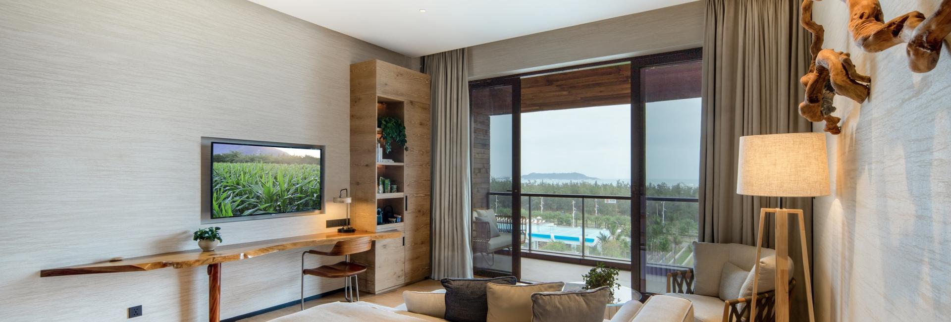 Ocean Pool View Room 海景泳池景观客房