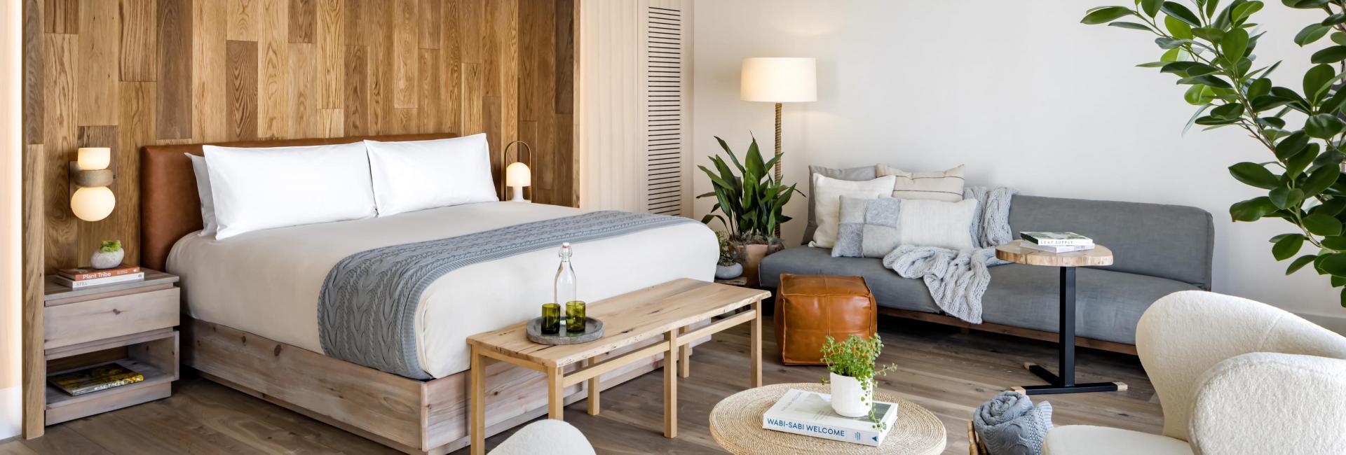 Birch House Bedroom
