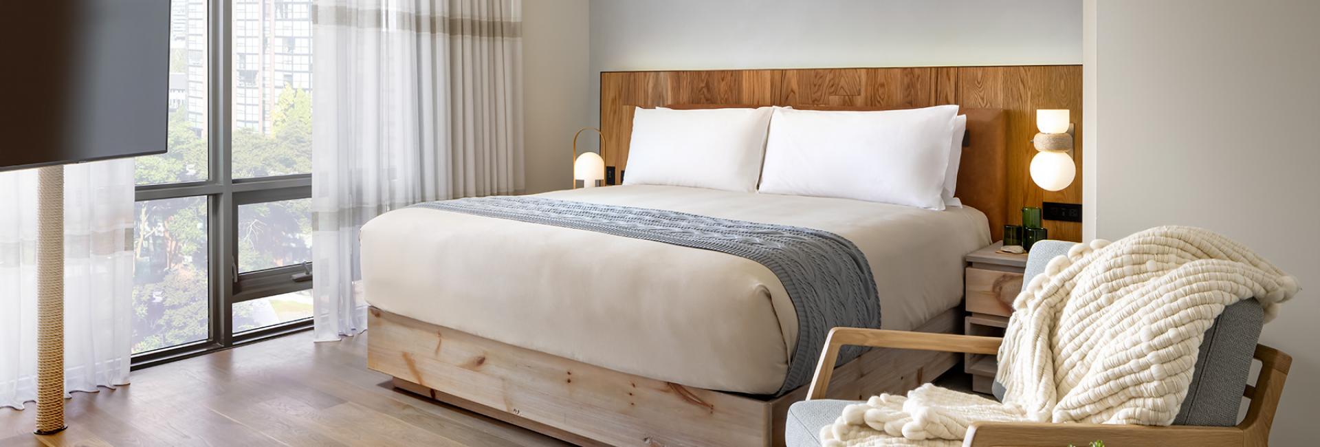 Skyline Flat Bed