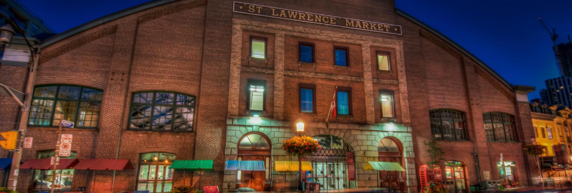 St Lawrence Market Night