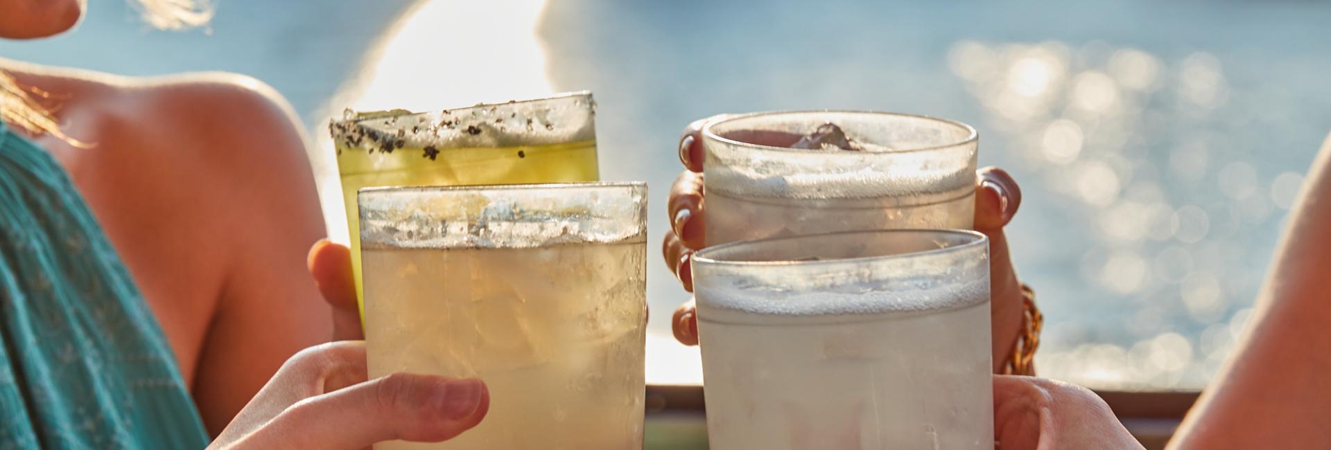 Harriet's Rooftop Drinks
