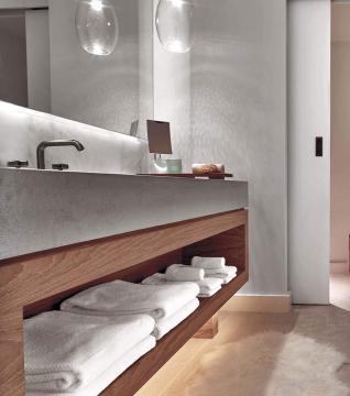 Bathroom at 1 Hotel South Beach