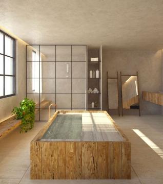 1 Homes Cabo Bathroom