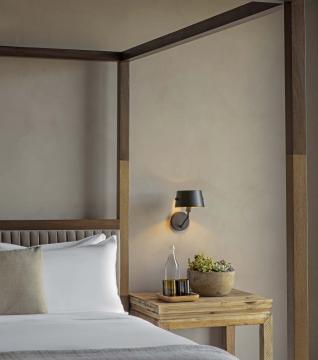 1 Hotel West Hollywood Hills House Bed Vignette