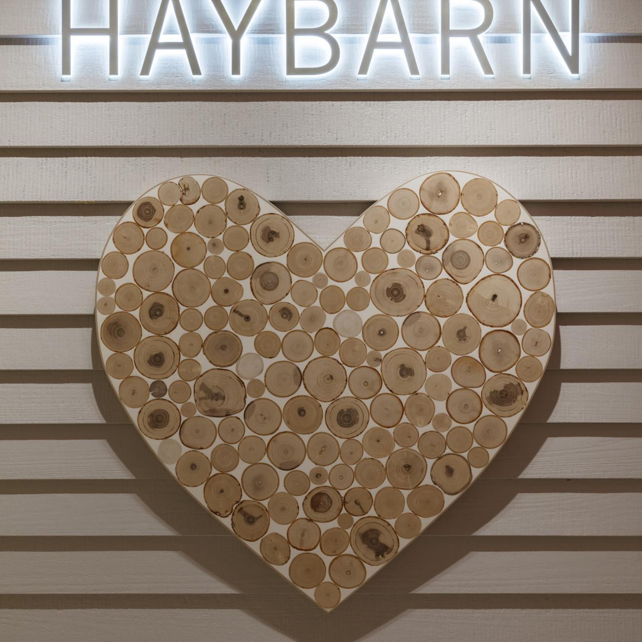 Bamford Haybarn wall art