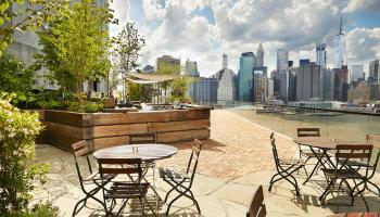 Brooklyn Bridge Rooftop Bar