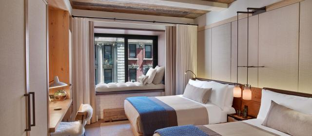 See All Rooms & Suites