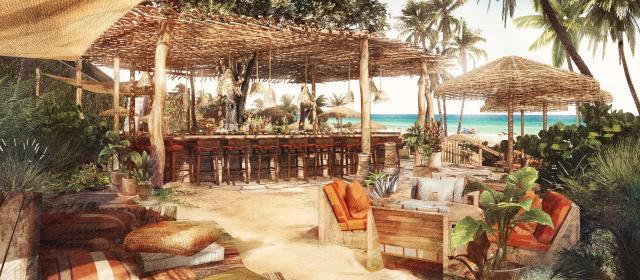 1 Beach Club